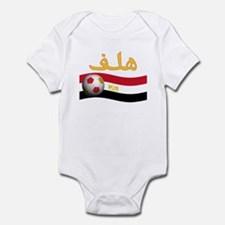 TEAM EGYPT ARABIC GOAL Infant Bodysuit