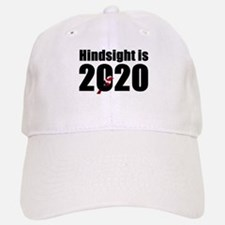 Hindsight is 2020 - Bernie Bird Baseball Baseball Cap