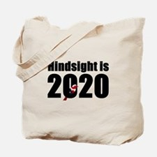 Hindsight is 2020 - Bernie Bird Tote Bag