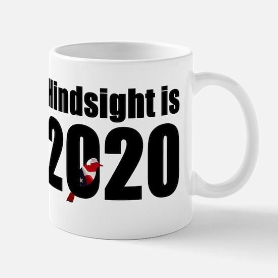 Hindsight is 2020 - Bernie Bird Mugs