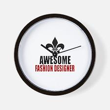 Awesome Fashion design Wall Clock