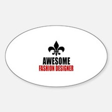 Awesome Fashion design Decal