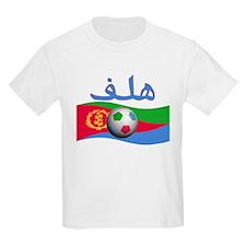 TEAM ERITREA ARABIC GOAL T-Shirt