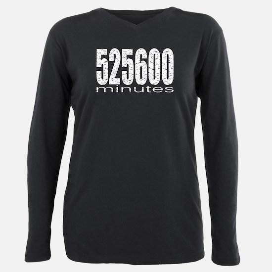 525600 Minutes T-Shirt