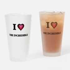 I love The Incredible Drinking Glass