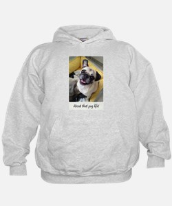 About that pug life! 1 Sweatshirt