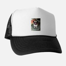 Pugs and Kisses 2 Trucker Hat