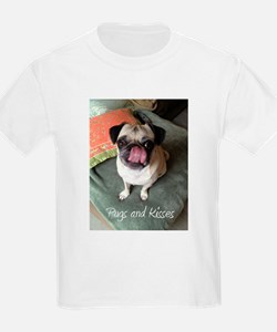 Pugs and Kisses 2 T-Shirt