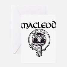 MacLeod Greeting Cards