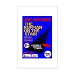 Ruffian On The Stair Mini Poster Print