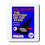 Ruffian On The Stair Mousepad