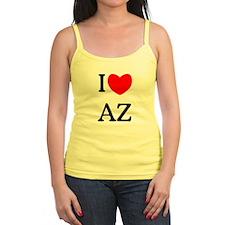 """""""I Love Arizona"""" Jr.Spaghetti Strap"""