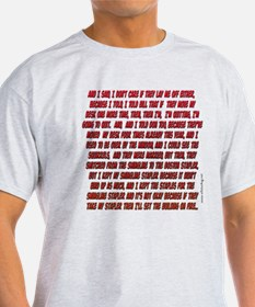 Office Space Milton T-Shirt