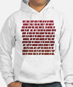 Office Space Milton Hoodie