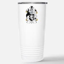 Cute Lewis crest Travel Mug