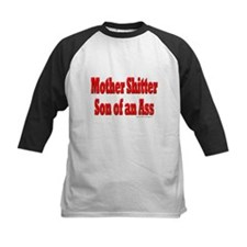 Office Space Mother Shitter Tee
