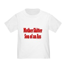 Office Space Mother Shitter T