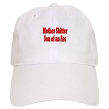 Office Space Mother Shitter Baseball Cap