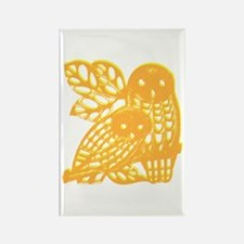 Give a Hoot Rectangle Magnet (10 pack)