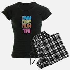 SWIM BIKE RUN TRI Pajamas