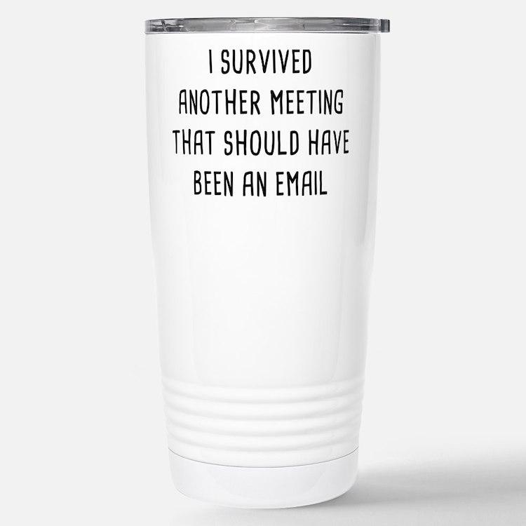 Cute Email Travel Mug