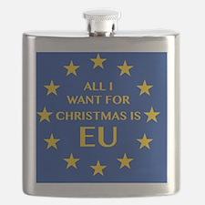 Unique Union Flask