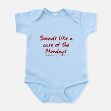 Office Space Mondays Infant Bodysuit