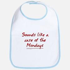 Office Space Mondays Bib