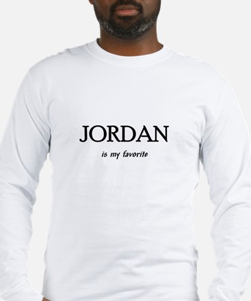 FavoriteJordan Long Sleeve T-Shirt