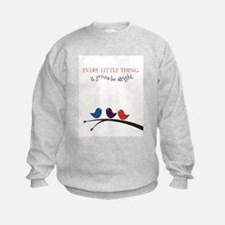 3 Little Bird Sweatshirt