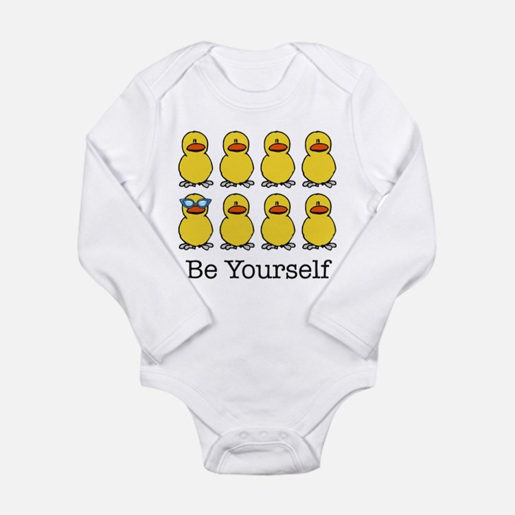 BE YOURSELF Body Suit
