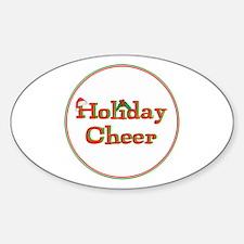 Holiday Cheer, Decal