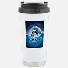 Orca Wave 2 Stainless Steel Travel Mug