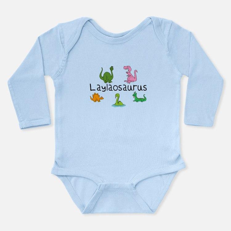 Laylaosaurus Body Suit