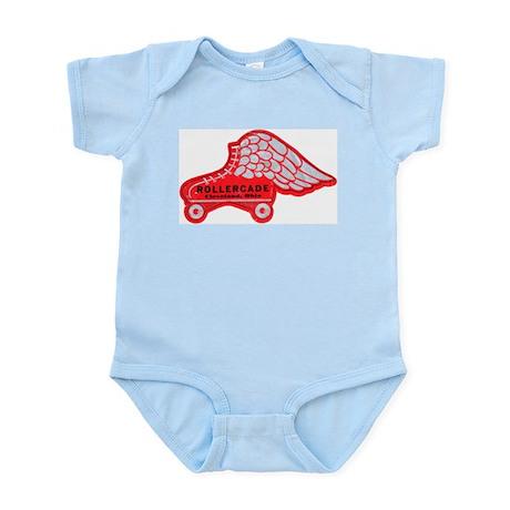 Cleveland Rollercade Infant Bodysuit