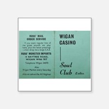 wigan casino NORTHERN SOUL Sticker