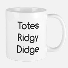 Ridgy Didge Mugs