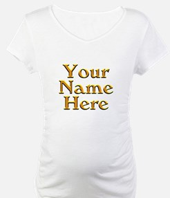 Custom Personalized Gifts Shirt