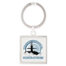 Submarines And Targets Keychains