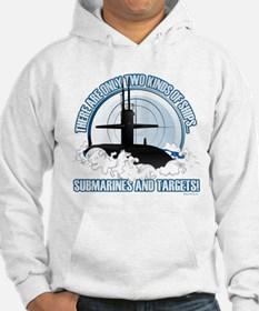 Submarines And Targets Sweatshirt