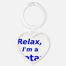 Relax I'm a Notary Keychains