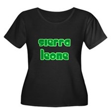 Cute Sierra Leone Girl T