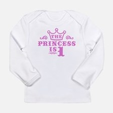 princessis1 Long Sleeve T-Shirt