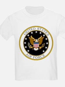 USAF-Logo-7-Black.gif T-Shirt