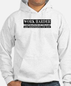 Corporate Welfare Hoodie