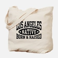 Los Angeles Native Tote Bag