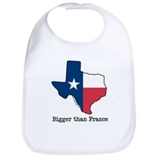 Cool Texas star Bib