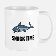 Snack Time Shark Mugs