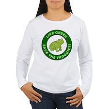 Live Green Environment T-Shirt