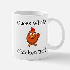 Chicken Butt Mugs